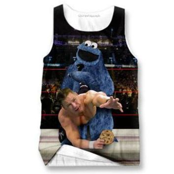 Cookie Monster Mania Tank