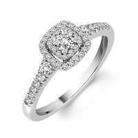 Savannah Ready for Love Diamond Engagement Ring Steven Singer Jewelers