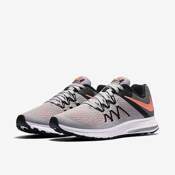 The Nike Zoom Winflo 3 Women's Running Shoe.