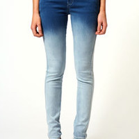 Aveline Ombre Skinny Jeans