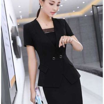 Womens Business Suits Skirts