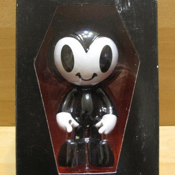 "Phalanx Creative 2007 Furi Furi Vil the Devil Black Ver 5"" Vinyl Figure"