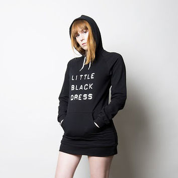 Little Black Dress Hoodie