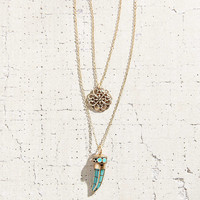 Tobias Necklace Set - Urban Outfitters