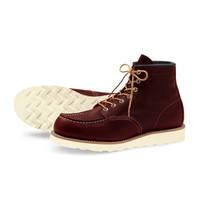 Womens Red Wing 8138 Moc Toe Boots