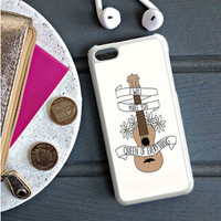 Twenty One Pilots Ukulele Song Lyrics iPhone 5S Case  Sintawaty.com