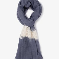 Lace Paneled Scarf | FOREVER 21 - 1022834421