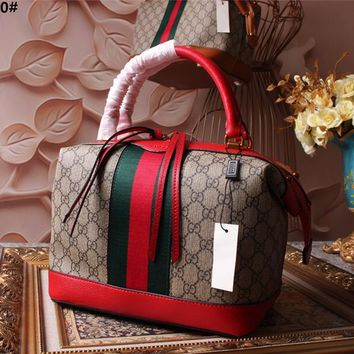 GUCCI Women Shopping Bucket bag Crossbody Satchel Shoulder Bag