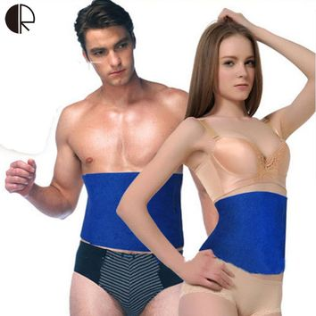 Fitness Fat Cellulite Burner Slim Women Man Body Waist Belt Waist Corset Bodysuit