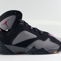 Air Jordan Big Kid's GS 7 VII Retro Bordeaux 2015 Release