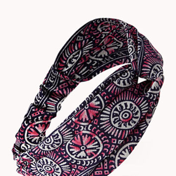 Geo Doll Knotted Headwrap
