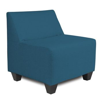 Seascape Turquoise Pod Chair