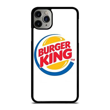 BURGER KING iPhone Case Cover