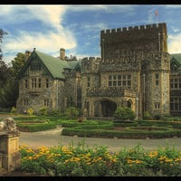 Hatley Castle HDR | Flickr - Photo Sharing!