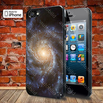 Spiral Galaxy Case For iPhone 5, 5S, 5C, 4, 4S and Samsung Galaxy S3, S4