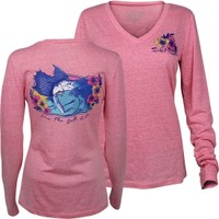 Salt Life Women's Sailfish Flow Long Sleeve Shirt | DICK'S Sporting Goods