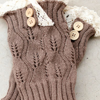 Boot Cuffs - Mulitple Colors -