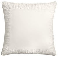 Ivory Savannah Pillow Sham - Euro
