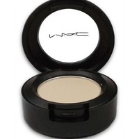 MAC Small Eyeshadow Blanc Type Matte for Women, 0.05 Ounce