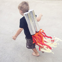 Rocet Man: Little Boy's Space Party! DIY
