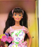 Barbie Spring Petals, Avon Exclusive Special Limited Edition Doll