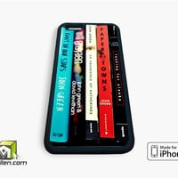 Of John Green Book iPhone Case 4, 4s, 5, 5s, 5c, 6 and 6 plus by Avallen