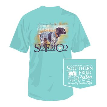 Bella Tee in Mason Jar by Southern Fried Cotton