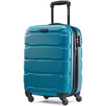 Samsonite Omni Hardside Luggage 20 Spinner - Caribbean Blue (68308-2479)