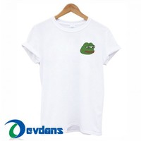 Pepe The Frog T Shirt Women And Men Size S To 3XL