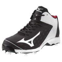 Mizuno 9-Spike Swagger 2 Mid Baseball Cleats