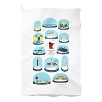 Minnesota Souvenir Tea Towels