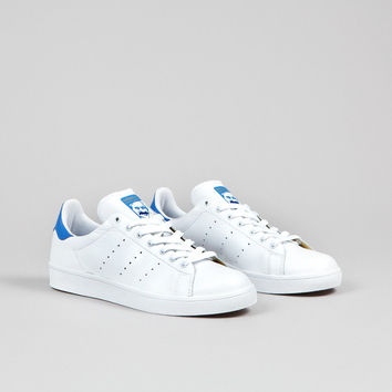 Adidas Stan Smith Vulc FTW White / BlueBird / FTW White