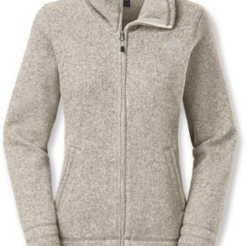 The North Face Crescent Sunset Full-Zip Fleece Jacket - Women's