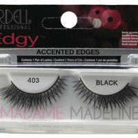 Ardell Edgy Lash #403, Ardell Professional Edgy Lashes - Madame Madeline