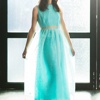 Samantha Pleet Galaxy Gown