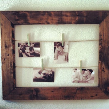 Best Clothespin Picture Frame Products on Wanelo