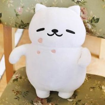 "13.4"" Game Neko Atsume cat backyard cat meow Darake Zukan plush Toy Xmas Gift"