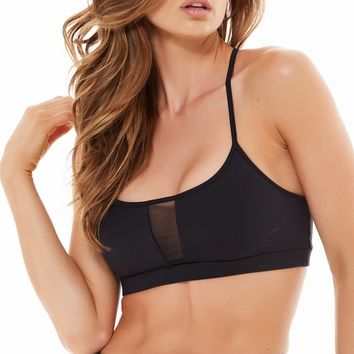 Alicia Bralette - Black