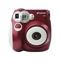Polaroid PIC-300R 300 Instant Camera - Red