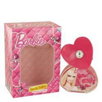 Barbie Fashion Girl Eau De Toilette Spray By Mattel