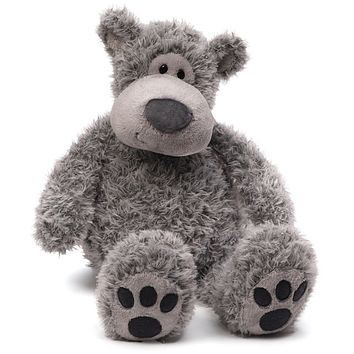 Gund Slouchers Bear Gray 20""