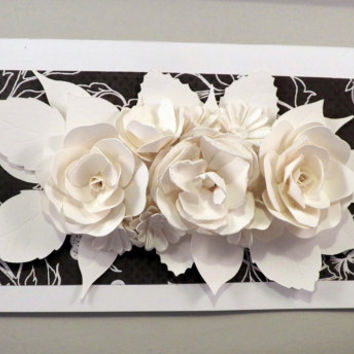 Best flower wall sculpture products on wanelo elegant white flower paper sculpture wedding gift white flowers mightylinksfo
