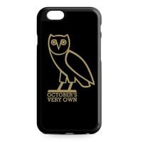 Drake OVO Owl Take Care The Weeknd iPhone 6 case