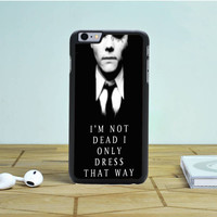 My Chemical Romance Quotes iPhone 5 5S 5C Case Dewantary