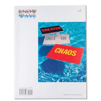 KNOW WAVE No. 1