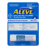 Aleve Tablets - 10 Count