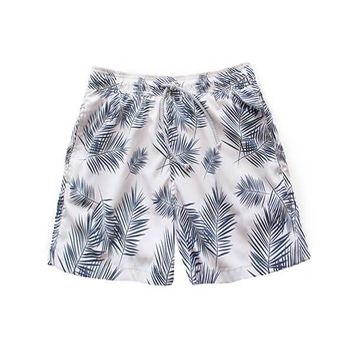 MAYLANA Kona Indigo Tropicalia Trunks