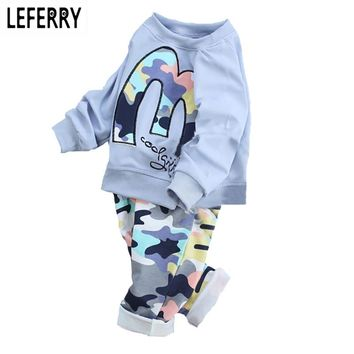 Pink Blue Green Kids Clothes Boys Clothing Set Baby Girls Clothes Set  Toddler Girls Clothing Children 2c185b14f2ed
