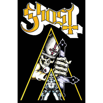 Ghost B.C. - Poster Flag