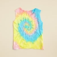So Nikki… Girls' Banana Rama Tie Dye Tank - Sizes S-XL
